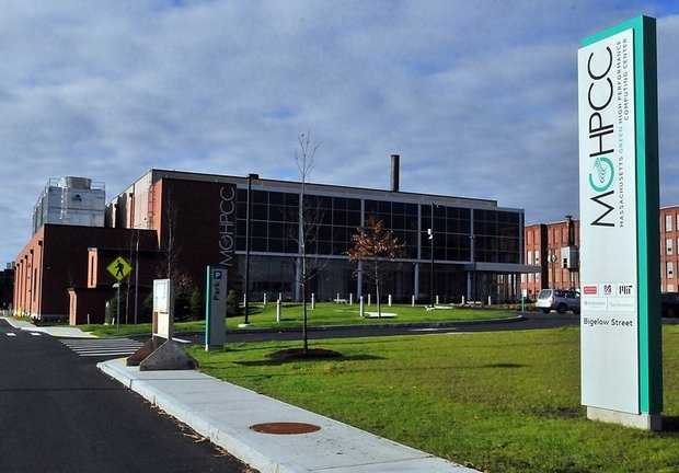 Massachusetts Green High Performance Computing Center Wins Brownfields Award