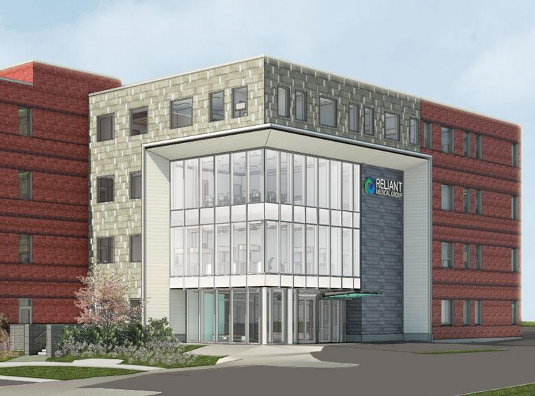 Lunder Building Massachusetts General Hospital | Leggat McCall